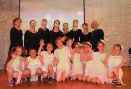 «Еще одна сказка Шахерезады», отчетный концерт МКОУ ДО «ДДТ»